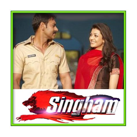 Maula Maula - Singham (MP3 and Video Karaoke Format)