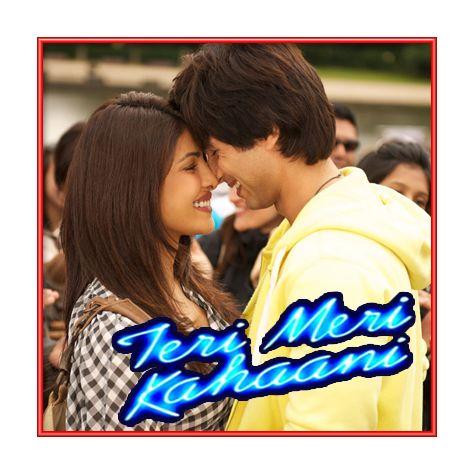 Mukhtasar - Teri Meri Kahaani (MP3 and Video Karaoke Format)