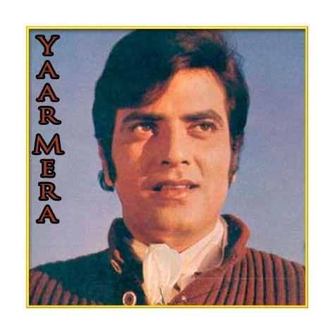 Dar Lage To Gana Ga  | Yaar Mera  | Md.Rafi | Download Bollywood Karaoke Songs |