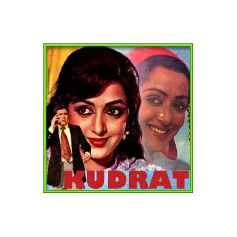 Humein Tumse Pyar Kitna- Female - Kudrat (MP3 and Video Karaoke  Format)