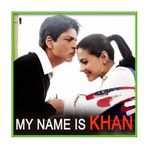 Sajda - My Name Is Khan (MP3 and Video Karaoke Format)