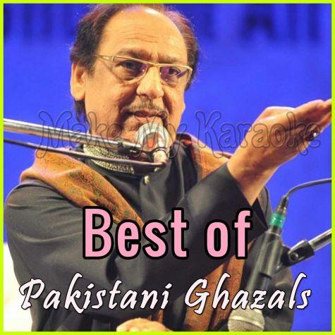 Hangama Hai Kyun Barpa - Best of Pakistani Ghazals - Pakistani (MP3 and Video Karaoke Format)