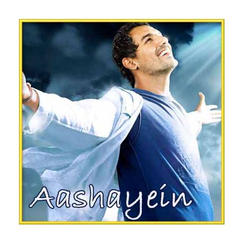 Mera Jeena Hai Kya - Aashayein (MP3 and Video Karaoke Format)