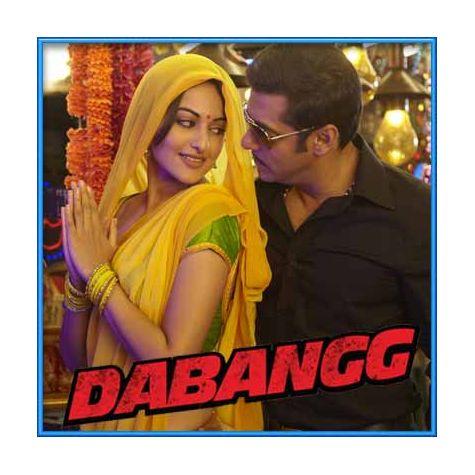 Chori Kiya Re Jiya | Dabangg | Sonu Nigam, Shreya Ghoshal | Download Bollywood Karaoke Songs |