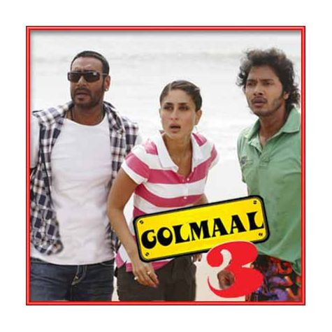 Apna Har Din - Golmaal 3 (MP3 and Video-Karaoke Format)