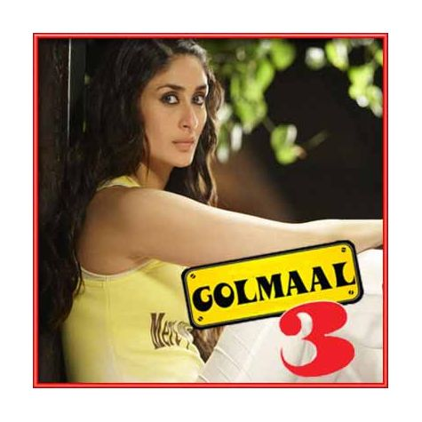 Ale - Golmaal 3 (MP3 and Video Karaoke Format)