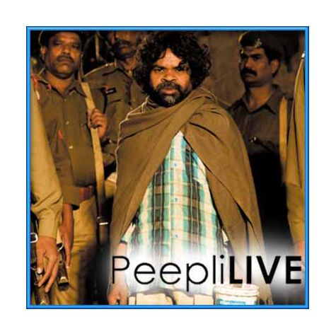 Mehngai Dayein Khaye Jat Hai (Remix) - Peepli Live (MP3 and Video-Karaoke Format)