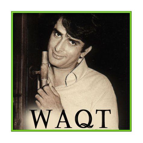 Chehre Pe Khushi  | Waqt | Asha Bhonsle | Download Bollywood Karaoke Songs |