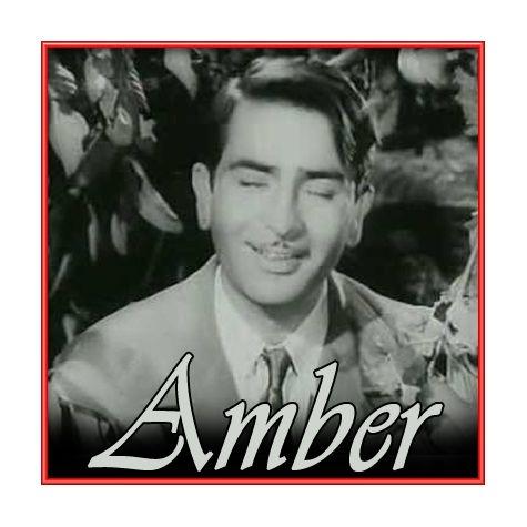 Dil Deke Tumhe - Amber(MP3 and Video-Karaoke Format)