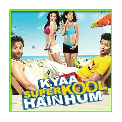 Shirt Da Button - Kya Super Kool Hain Hum (MP3 and Video Karaoke Format)