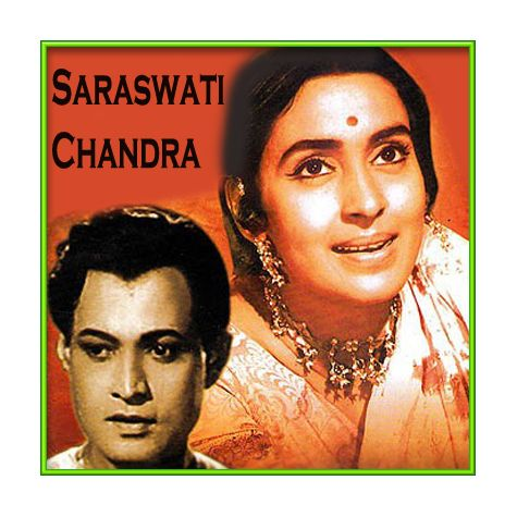 Chandan Sa Badan | Saraswati Chandra | Mukesh | Download Bollywood Karaoke Songs |