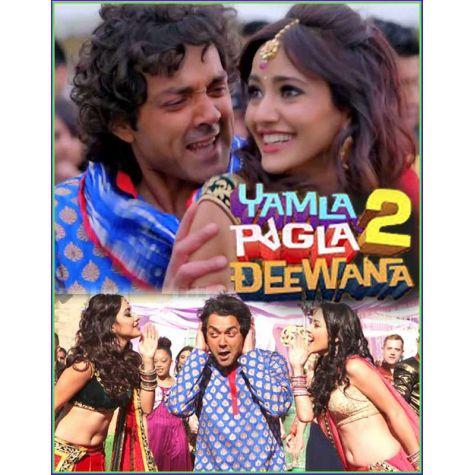 Charha De Rang | Yamla Pagla Deewana | Ali Pervez Mehdi, Shweta Pandit, Mahalakshmi Iyer, Rahul Seth   | Download Bollywood Karaoke Songs |