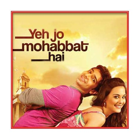 Pyar Karna Na Tha - Male - Ye Jo Mohabbat Hai (MP3 and Video Karaoke Format)