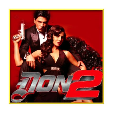 Zaraa Dil Ko Thaam Lo - Don 2 (MP3 and Video-Karaoke  Format)