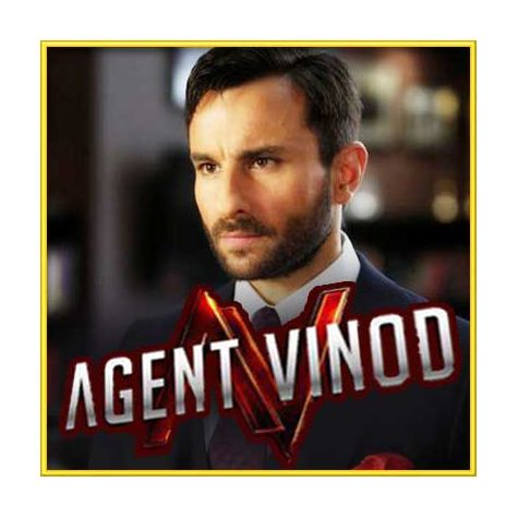Pungi - Agent Vinod (MP3 and Video Karaoke Format)