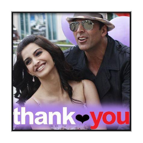 Pyaar Mein - Thank You (MP3 and Video Karaoke Format)