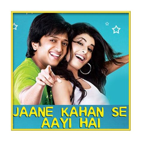 Koi Rok Bhi Lo - Jaane Kahan Se Aayi Hai (MP3 and Video Karaoke Format)