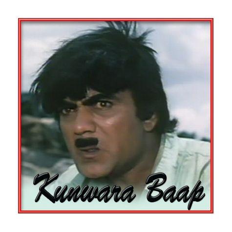 Aari Aa Ja Nindiya| Kunwara Baap | Kishore Kumar & Lata | Download Bollywood Karaoke Mp3 |