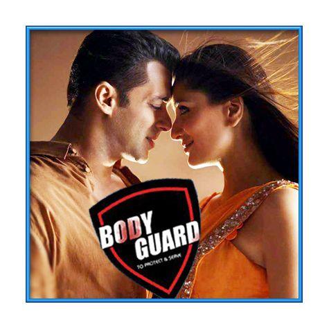 Teri Meri - Bodyguard (MP3 and Video Karaoke Format)