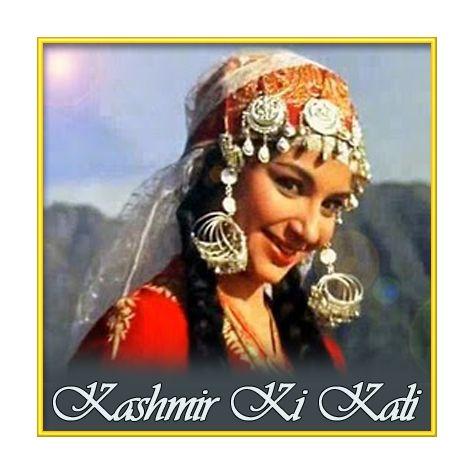 Balma | Kashmir Ki Kali | Asha Bhosle | Download Bollywood Karaoke Songs |