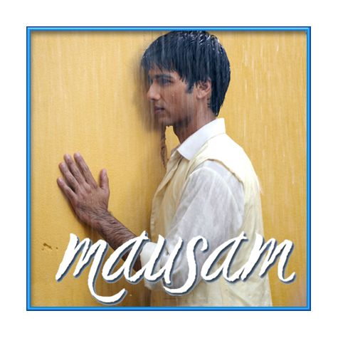 Rabba Main To Mar Gaya - Mausam (MP3 and Video Karaoke Format)
