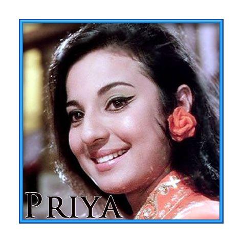 Humse Kiya Hai Sabne Dikhawa - Priya (MP3 and Video Karaoke Format)