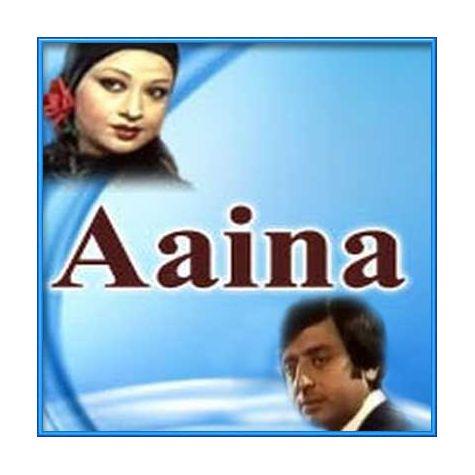 Pakistani - Tumhi Ho Mehboob Mere (MP3 and Video Karaoke Format)