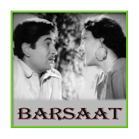 Mujhe Kisi Se Pyar Ho Gaya - Barsaat (MP3 and Video-Karaoke  Format)