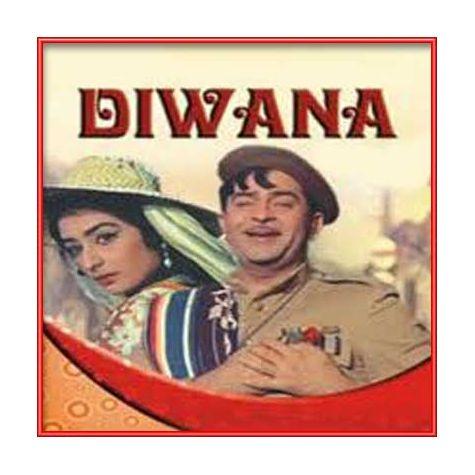 Aye Sanam Jisne Tujhe Chand Si Surat Di Hai - Diwana (MP3 and Video Karaoke Format)