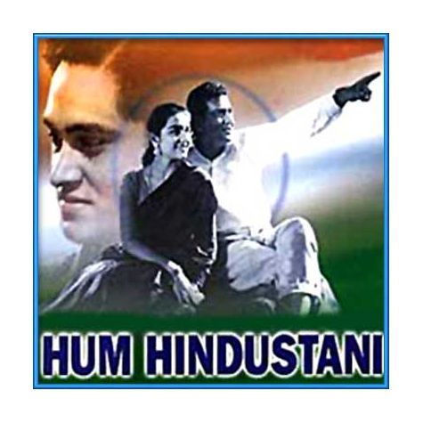 Chhodo Kal Ki Baatein | Hum Hindustani | Mukesh | Download Bollywood Karaoke Songs |
