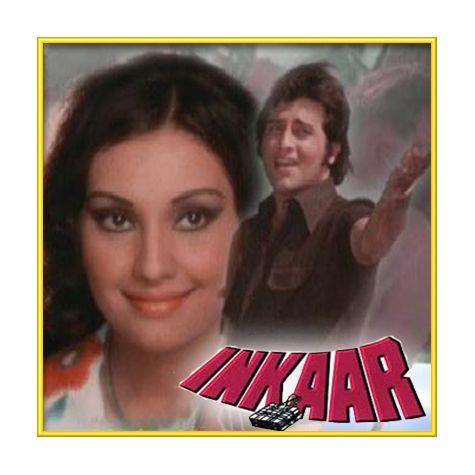 Chhodo Yeh Niganhon Ka Ishara | Inkaar | Asha Bhosle, Kishore Kumar | Download Bollywood Karaoke Songs |