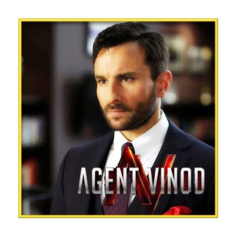 I Will Do The Talking Tonight - Agent Vinod (MP3 and Video-Karaoke Format)