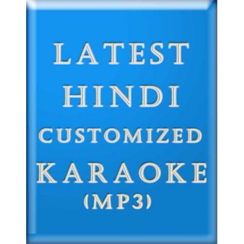 Latest Custom Karaoke (MP3)