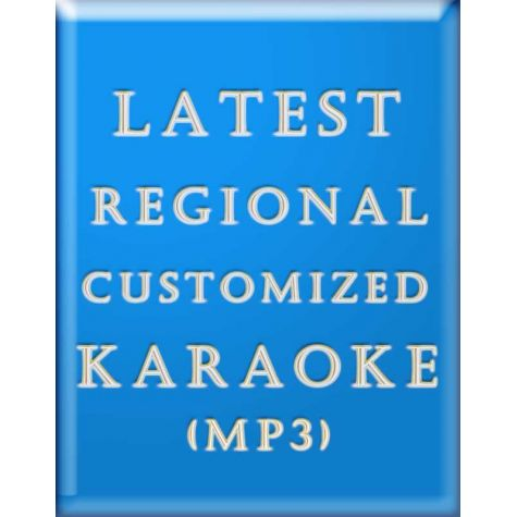 Latest Regional Custom Karaoke (MP3)