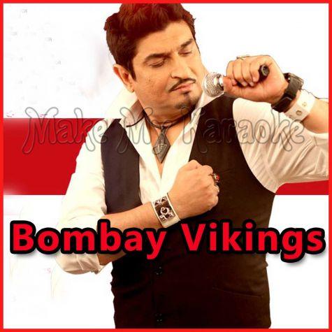 Chhod Do Anchal - Kishore Kumar - Asha Bhonsle - Bombay Vikings (Video Karaoke Format)