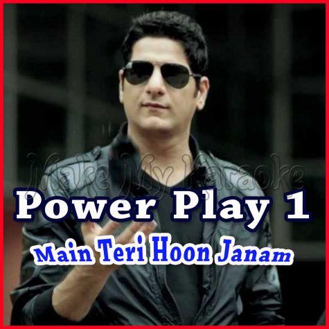 Main Teri Hoon Janam - Dj Aqueel (Video Karaoke Format)