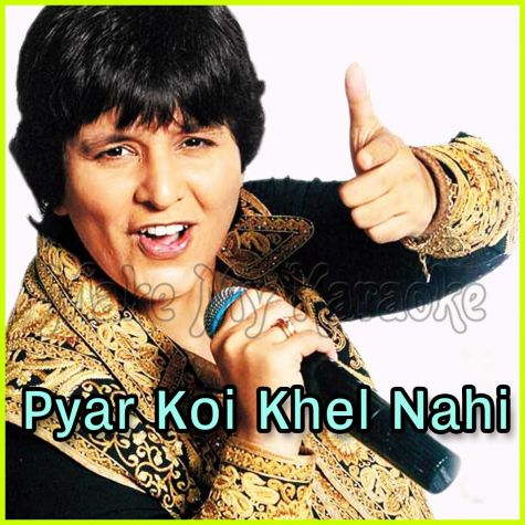 Yaad Piya Ki Aane Lagi - Falguni Pathak (MP3 and Video Karaoke Format)