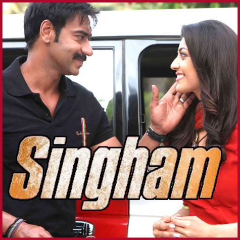 Maula Maula - Singham (MP3 and Video-KaraokeFormat)
