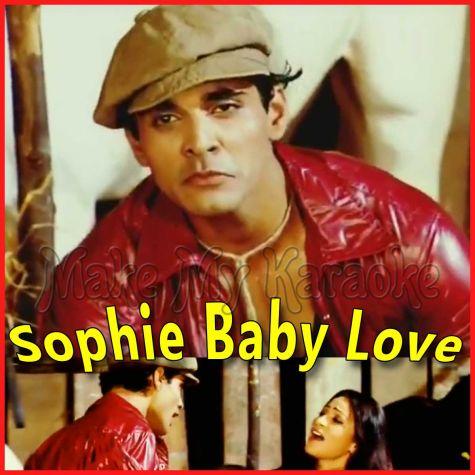 Lekar Hum Deewana Dil - Sophie Baby Love (Video Karaoke Format)