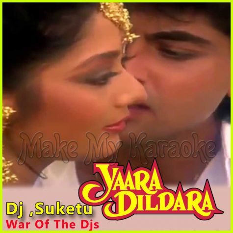 Bin Tere Sanam - Dj Suketu - War Of The Djs (Video Karaoke Format)