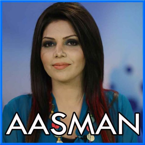 JAANAN- AASMAN -(MP3 and Video Karaoke Format)