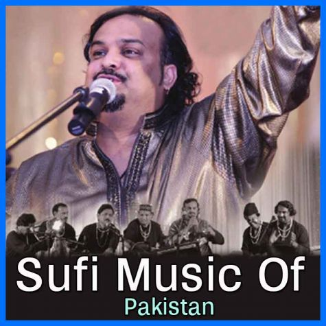 Allah Hoo Sabri- Sufi Music Of Pakistan(MP3 and Video-Karaoke Format)