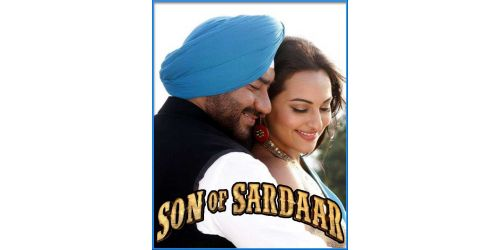 Tu Kamaal Ki Kaudi - Son Of Sardar (MP3 and Video-Karaoke Format)