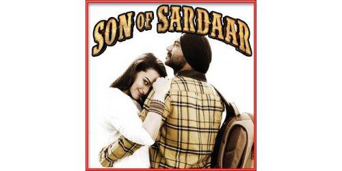 Bichhdan - Son Of Sardar (MP3 and Video Karaoke Format)