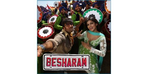 Aa Re Aa re  - Besharam (MP3 And Video Karaoke Format)
