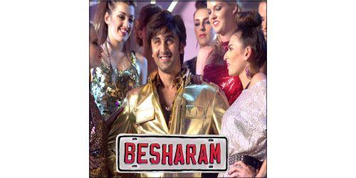 Besharam  - Besharam (MP3 And Video-Karaoke Format)
