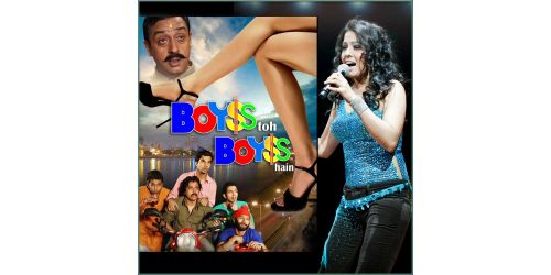 Dreaming  - Boyss Toh Boyss Hain (MP3 And Video-Karaoke Format)