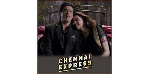 Tera Rastaa Chhodoon Na  -  Chennai Express (MP3 And Video Karaoke Format)