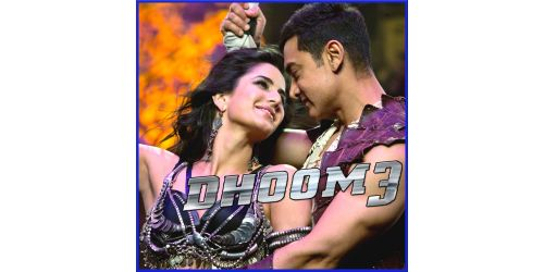 Malang - Dhoom 3 (MP3 And Video Karaoke Format)