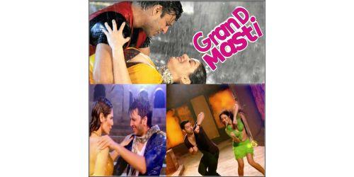 Tu Bhi Mood Mein  - Grand Masti (MP3 And Video-Karaoke Format)